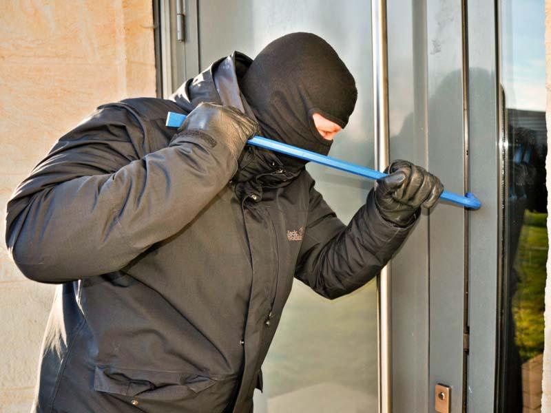 Qué hacer si te han robado en casa.